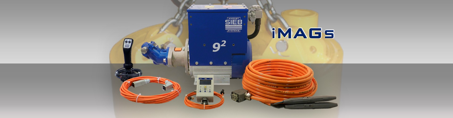 Sieb Magnet Systems Lifting Magnets Generators 24 Volt Hydraulic Lift Wiring Diagram Integrated Shop Now